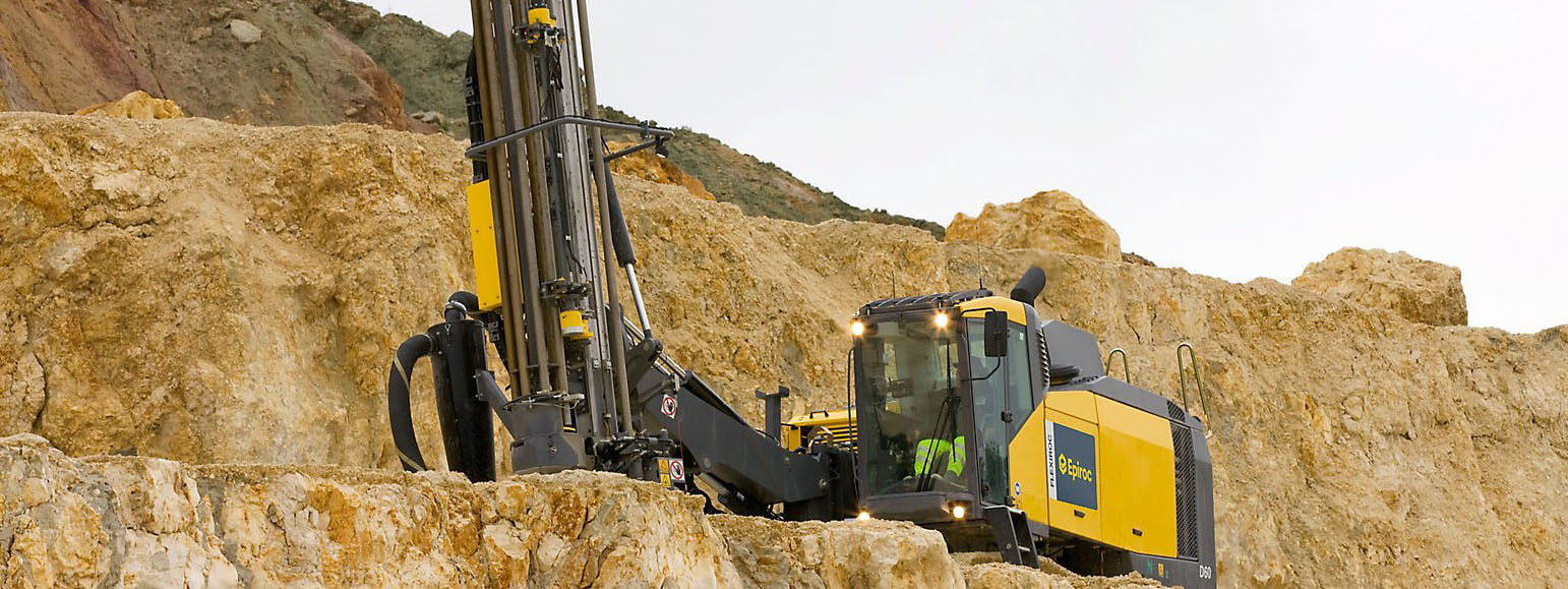 Surface drill rigs Epiroc