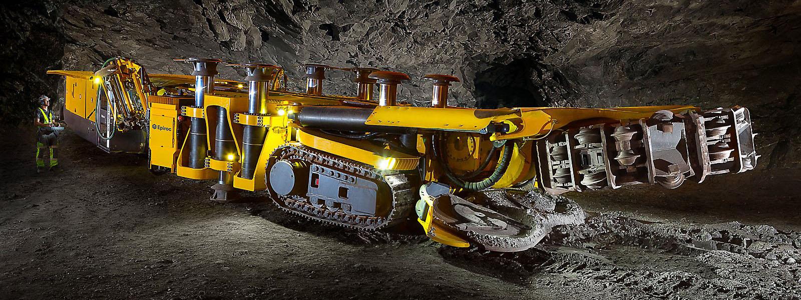 Mobile Miner 22H Epiroc