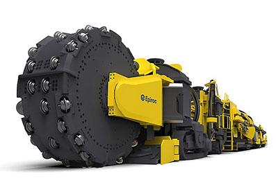 Mobile Miner 55V Epiroc