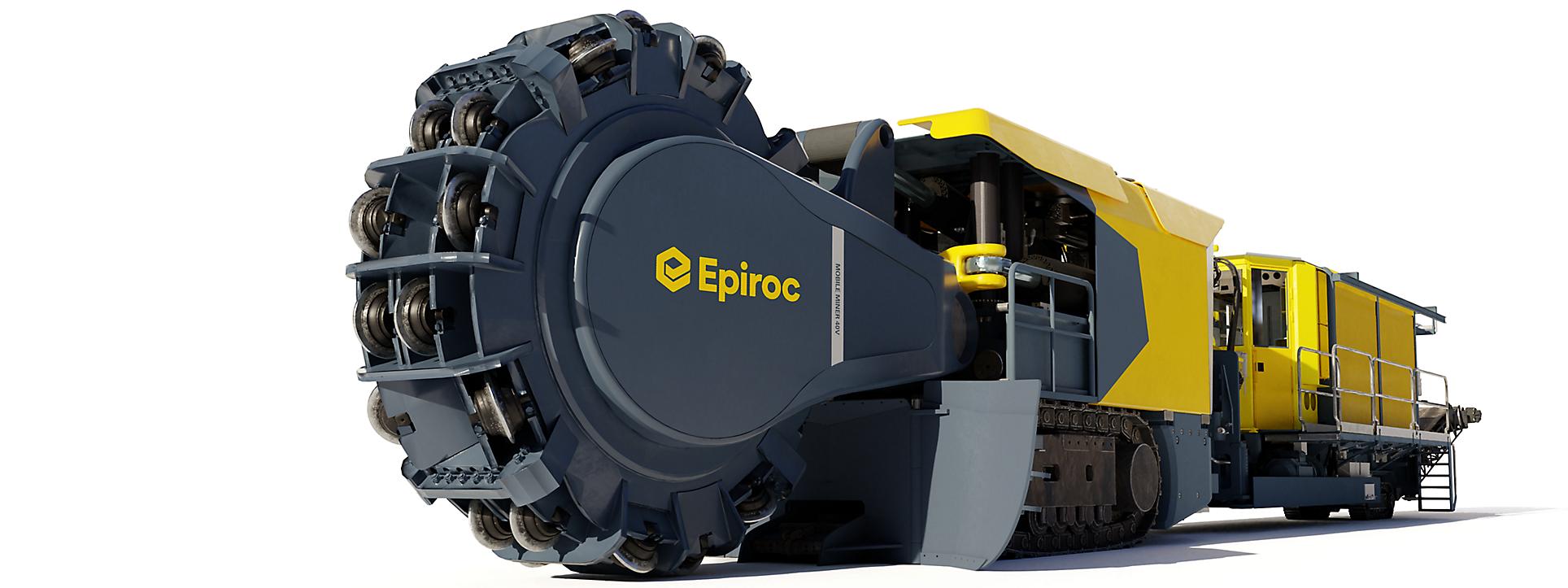 Mobile Miner 40V Epiroc